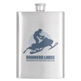 Brainerd Lakes (SM) Hip Flask
