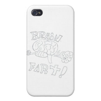 BrainFart! iPhone 4/4S Covers