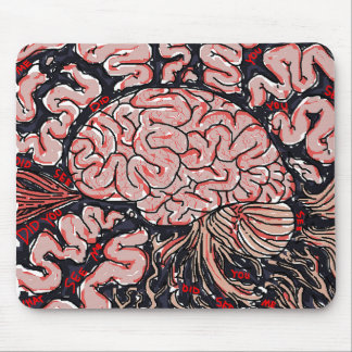 Brainpowered Mouse Pad