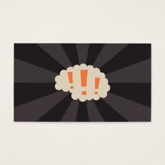 Brains Business card