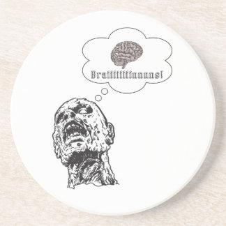Brains Coaster