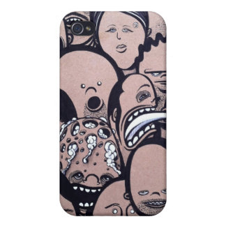 BRAINS ! iPhone 4/4S COVER