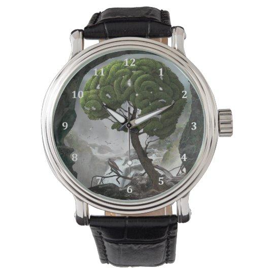 Brains Wrist Watches