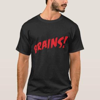 Brains! Zombie Shirt
