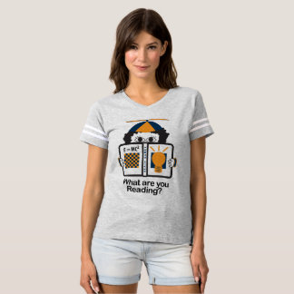 Brainy girls read t-shirt