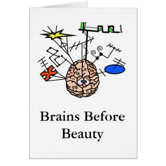 Brainy Ham Radio Funny Birthday Card  Customize It