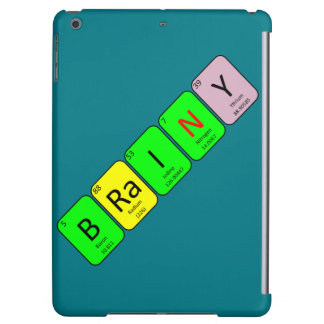 BRaINY iPad Air Cover