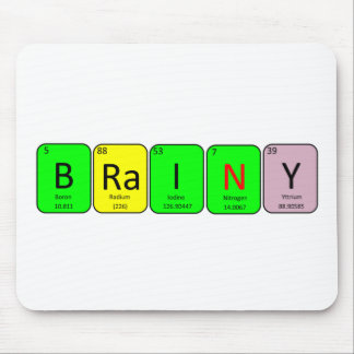 BRaINY Mouse Pad
