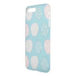 Brainy Pastel Pattern (Awesome Pastel Brains) iPhone 8 Plus/7 Plus Case