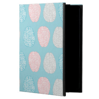 Brainy Pastel Pattern (Awesome Pastel Brains) Powis iPad Air 2 Case