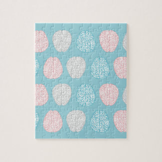 Brainy Pastel Pattern Jigsaw Puzzle