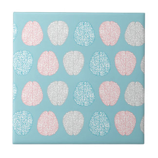 Brainy Pastel Pattern Tile