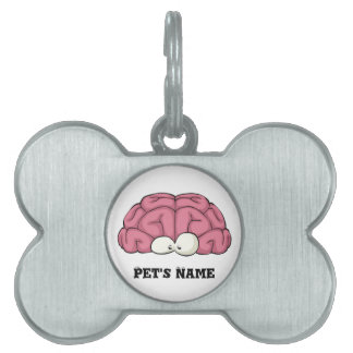 Brainy Pet Tag