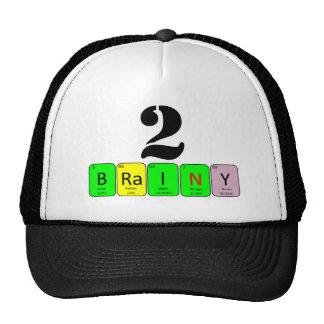 BRaINY Trucker Hat