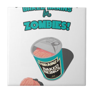 Brainz - Baked Beings Brains for Zombies Tiles
