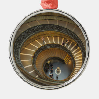 Bramante Staircase, Vatican Museum Metal Ornament