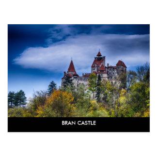 Bran Castle Postcard