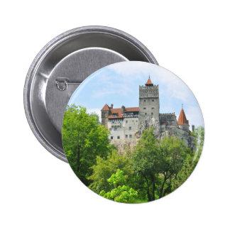 Bran castle, Romania 2 Inch Round Button