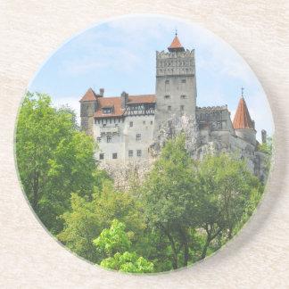 Bran castle, Romania Drink Coasters