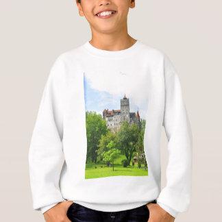 Bran castle, Romania Sweatshirt