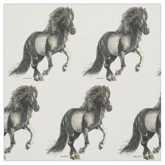 Brana   Icelandic Horse Fabric