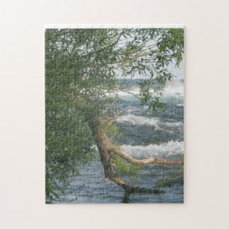 Branch and River Jigsaw Puzzle