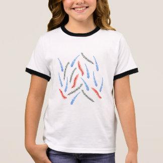Branch Girls' Ringer T-Shirt