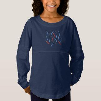 Branch Girls' Spirit Jersey T-Shirt