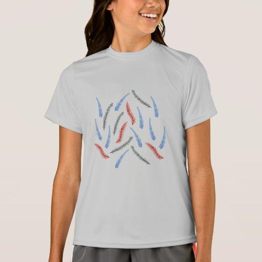 Branch Girls' Sports T-Shirt