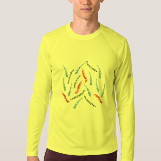 Branch Men's Sports Long Sleeve T-Shirt