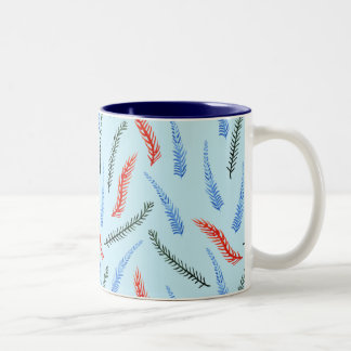 Branches 11 oz Two-Tone Mug