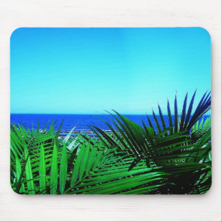 branches and sea mousepad