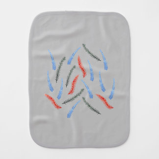 Branches Burp Cloth