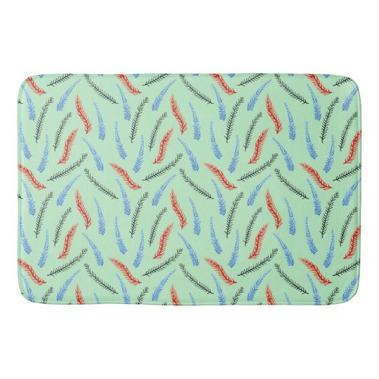Branches Large Bath Mat