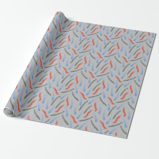 Branches Matte Wrapping Paper 30'' x 6'