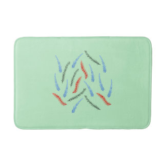 Branches Medium Bath Mat