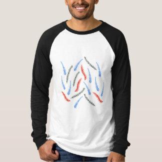 Branches Men's Raglan Long Sleeve T-Shirt