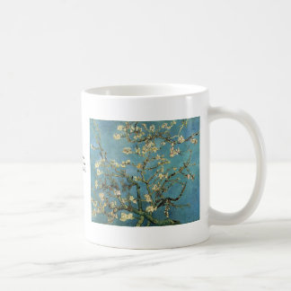 Branches with Almond Blossom by Vincent van Gogh Coffee Mug