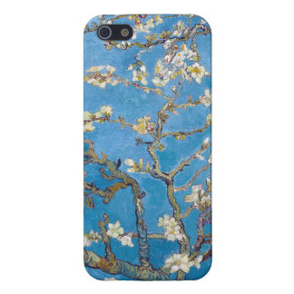 Branches with Almond Blossom Van Gogh painting iPhone 5 Cases