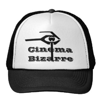 brand, Cinema Bizarre Trucker Hat