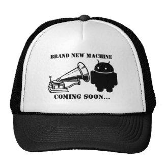 Brand New Android Machine? Trucker Hat