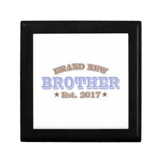 Brand New Brother Est. 2017 (Purple) Gift Box