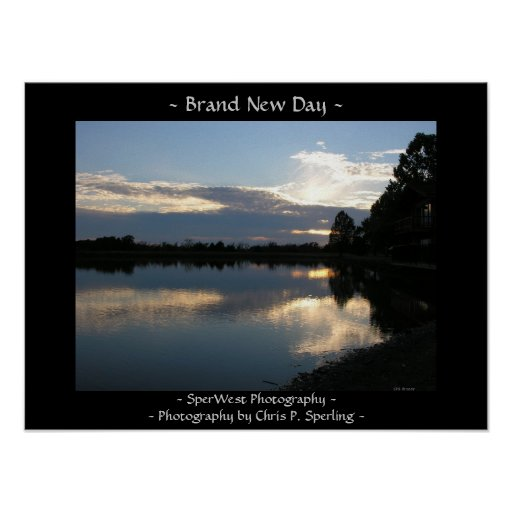Brand New Day Poster