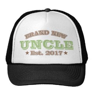 Brand New Uncle Est. 2017 (Green) Trucker Hat