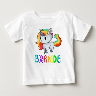 Brande Unicorn Baby T-Shirt