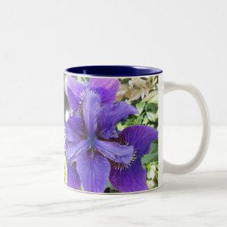 Brandeis Two-Tone Coffee Mug