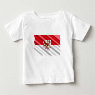 Brandenburg Flag Baby T-Shirt