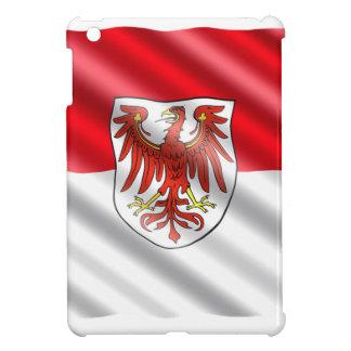 Brandenburg Flag Cover For The iPad Mini