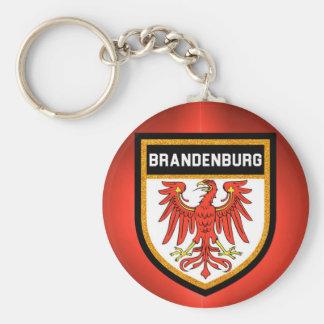Brandenburg Flag Keychain