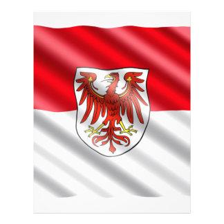 Brandenburg Flag Letterhead